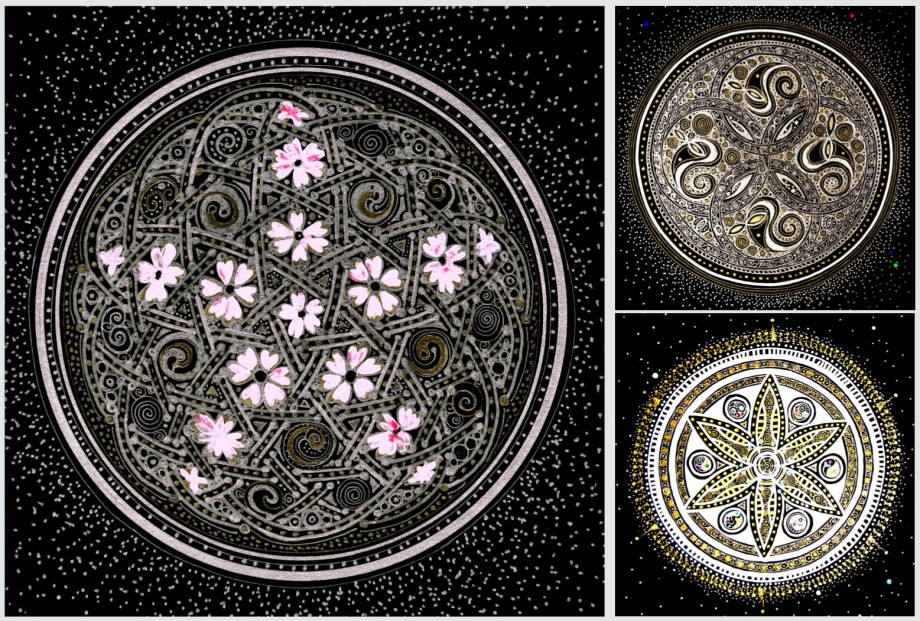 The Art of Sacred Geometry Illustrated by Stephen Meakin