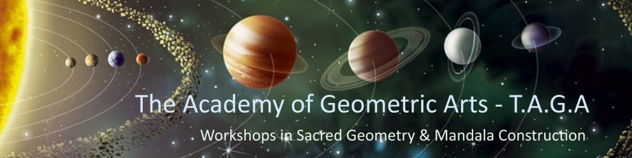 Sacred Geometry and Mandala Art Schools UK with Artist Stephen Meakin