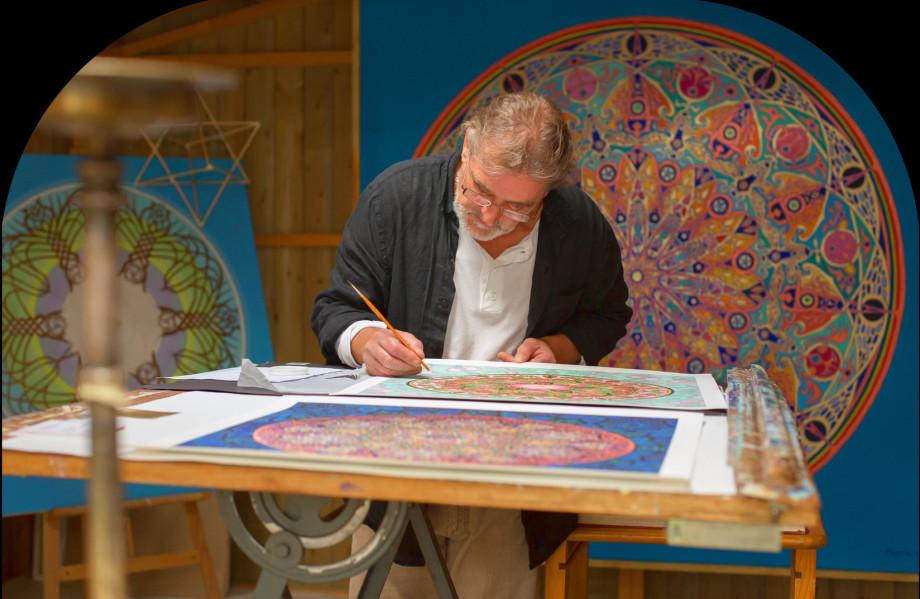 bdd8b8dbd Mandala Designs by Stephen Meakin, Modern Art & Sacred Geometry ...